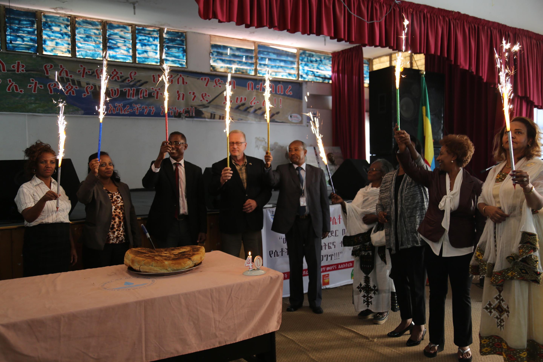 2016 International Women's Day was marked - CMP CoWASH Ethiopia
